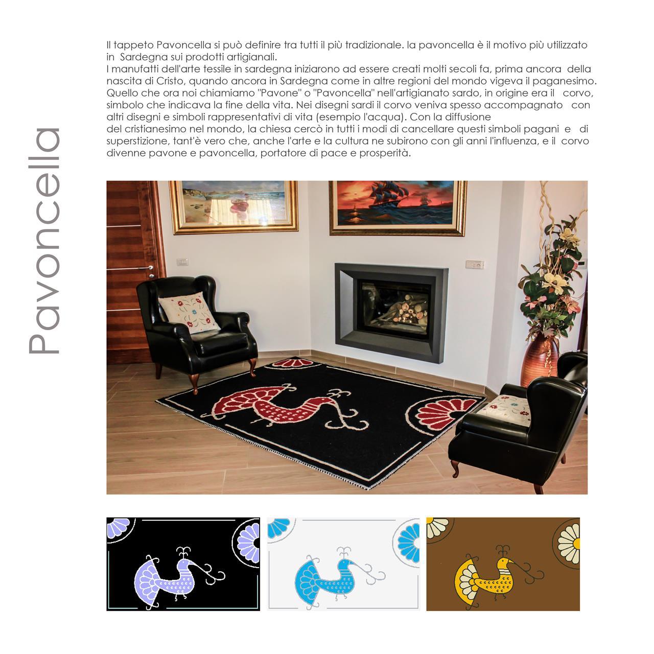 Tappeti sardi moderni pannelli termoisolanti - Tappeti camera da letto moderni ...